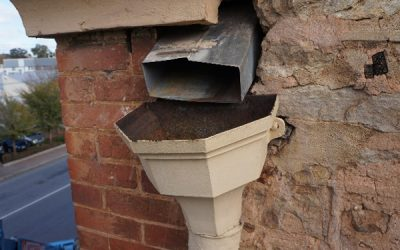 A Stitch in Time – Guidance Note 3 – Rainwater Disposal
