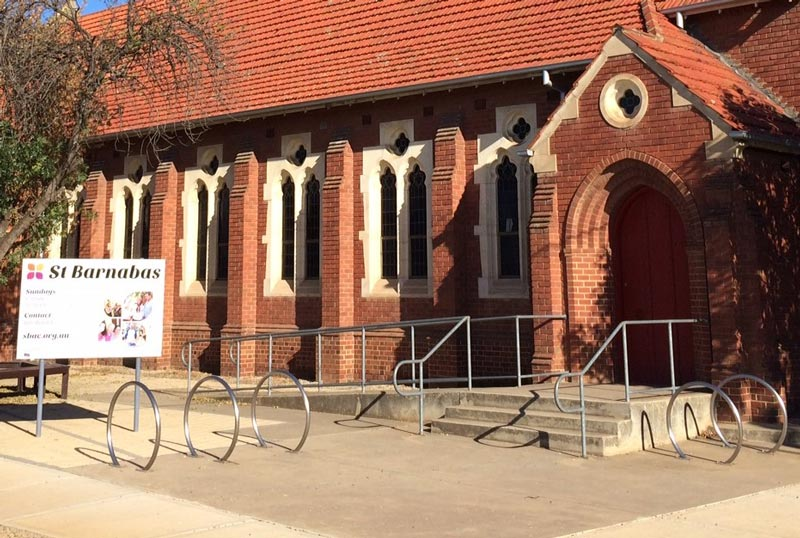 A Stitch in Time – Guidance Note 8 – Accessibility & Church Buildings