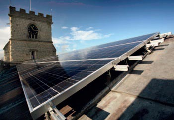 A Stitch in Time – Guidance Note 11 – Energy Efficient in Church Buildings. Part 1:  Goals and Solutions.