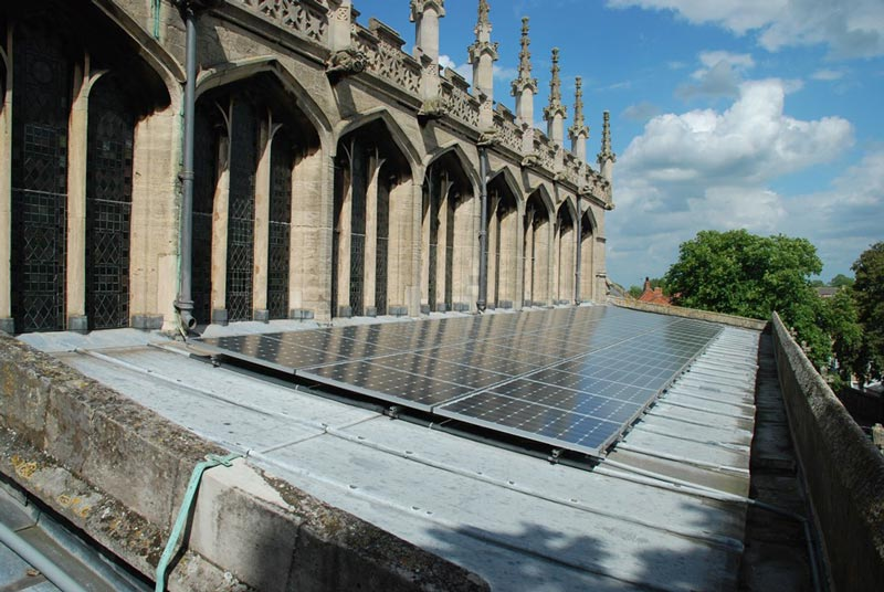 A Stitch in Time – Guidance Note 12 – Renewable Energy in Churches